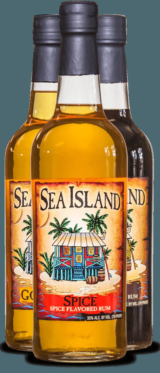 Sea Island Rum